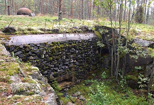 Finlandia: bunkers abandonados