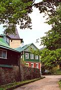 Монастырския улицы Печорского монастыря