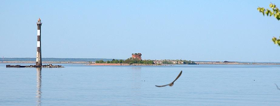 Вид на форт Павел 1
